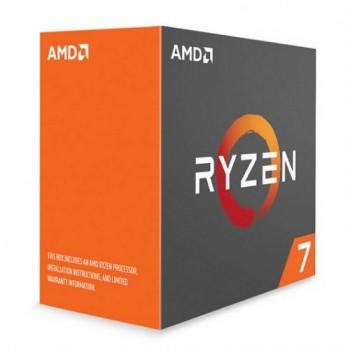 PROCESADOR AMD RYZEN 7 2700X 3.7GHZ / 4.3GHZ 8 CORE 16 THREAD sAM4 P/N YD270XBGAFBOX