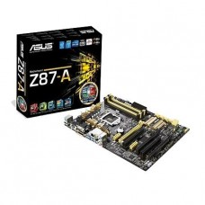 PLACA MADRE ASUS Z87-A s1150