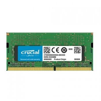 MEMORIA SODIMM DDR4 16GB 2666 CL19 P/N CT16G4SFD8266