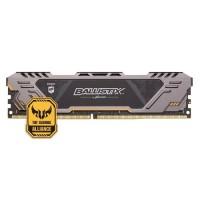 MEMORIA UDIMM DDR4 CRUCIAL BALLISTIX SPORT AT TUF GAMING 8GB 2666MHZ P/N BLS8G4D26BFSTK