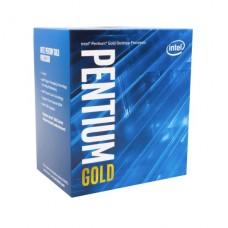 PROCESADOR INTEL PENTIUM GOLD DUAL CORE G5400 3.7GHZ OCTAVA GENERACION s1151v2 P/N BX80684G5400