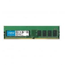 MEMORIA DE SERVIDOR UDIMM  CRUCIAL 16GB 2666 ECC P/N CT16G4WFD8266