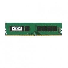 MEMORIA DE SERVIDOR UDIMM DDR4 CRUCIAL 4GB 2400 ECC DIMM P/N CT4G4WFS824A