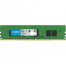 MEMORIA DE SERVIDOR UDIMM DDR4 CRUCIAL 4GB 2666 ECC DIMM P/N CT4G4WFS8266