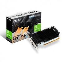 TARJETA DE VIDEO MSI GT730 2GB DDR3 DVI/HDMI/VGA P/N N730K-2GD3H/LP