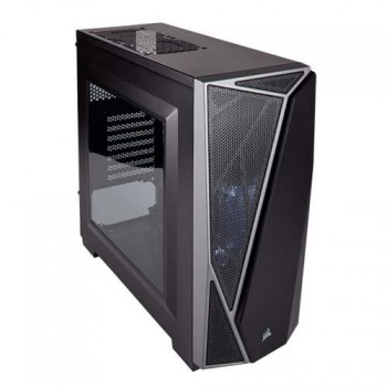 GABINETE CORSAIR CARBIDE  SPEC-04 NEGRO/GRIS