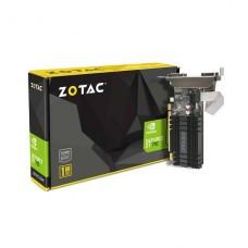 TARJETA DE VIDEO ZOTAC GT710 1GB DDR3 VGA/HDMI/DVI PCI-E 2.0