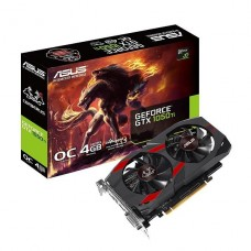 TARJETA DE VIDEO GEFORCE ASUS CERBERUS GTX 1050 TI 4G GAMING DDR5 P/N 90YV0A74-M0NA00