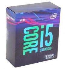 PROCESADOR INTEL CORE I5 9600K NOVENA GENERACION s1151v2 P/N BX80684I59600K