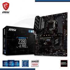 PLACA MADRE MSI Z390 A PRO s1151v2