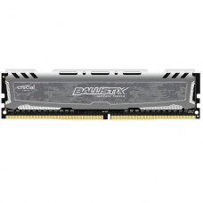 MEMORIA UDIMM DDR4 CRUCIAL BALLISTIX SPORT LT 4GB 2666 GREY P/N BLS4G4D26BFSB