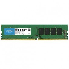 MEMORIA UDIMM DDR4 CRUCIAL 4GB 2666 PC4 21300 P/N CT4G4DFS8266