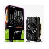 TARJETA DE VIDEO GEFORCE EVGA GTX 1660 XC GAMING 6GB DDR6 PCIeX 3.0 P/N 06G-P4-1163-KR