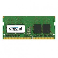 MEMORIA SODIMM CRUCIAL DDR4 4GB 2666 CL19 P/N CT4G4SFS6266