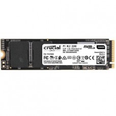 DISCO CRUCIAL DE ESTADO SOLIDO P1 1TB 3D NAND NVMe PCIex M.2 SSD P/N CT1000P1SSD8