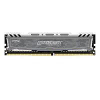 MEMORIA UDIMM DDR4 CRUCIAL BALLISTIX SPORT LT 16GB 2666 GREY P/N BLS16G4D26BFSB