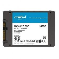 DISCO CRUCIAL DE ESTADO SOLIDO SSD BX500 960GB P/N CT960BX500SSD1