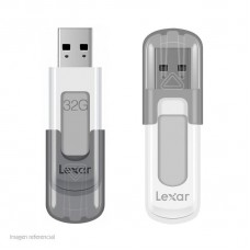 PENDRIVE LEXAR 64GB JUMPDIRVE V100 P/N LJDV100-64GABAP