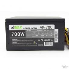 FUENTE DE PODER AIRMAX 700W P/N AK-700