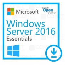 WINDOWS SERVER ESSENTIALS 2016 OEM P/N G3S-01057