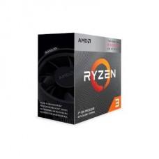 PROCESADOR AMD RYZEN 3 3200 3.7GHZ 4 CORE 8 THREAD RADEON VEGA 11 sAM4 P/N YD3200C5FHBOX