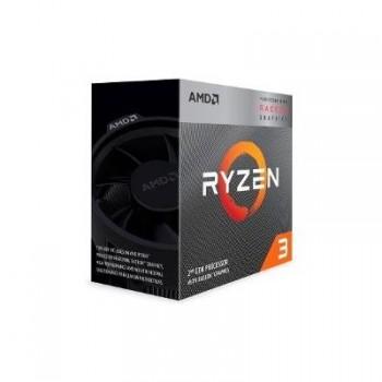 PROCESADOR AMD RYZEN 3 3200G 3.6GHZ 4 CORE 4 THREAD RADEON VEGA 8 sAM4 P/N YD3200C5FHBOX