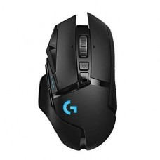 MOUSE LOGITECH G502 GAMING WIRELESS P/N 910-005566