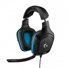 AUDIFONO GAMER LOGITECH USB G432 GAMING P/N 981-000769