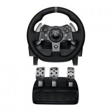 VOLANTE LOGITECH USB G920 DRIVING FORCE RACING WHEEL XBOX/PC  P/N 941-000111