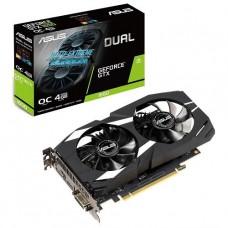 TARJETA DE VIDEO GEFORCE ASUS GAMMING GTX 1650 DUAL DDR5 PCIeX 3.0 P/N DUAL-GTX1650-O4G