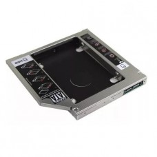 CADDY UNIVERSAL PARA NOTEBOOK 12.7MM SATA