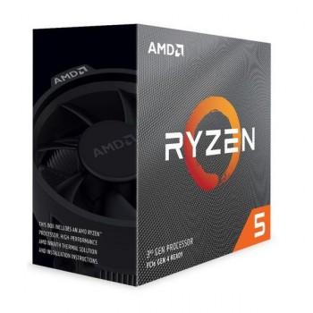 PROCESADOR AMD RYZEN 5 3600 3.6GHZ /4.2GHZ 6 CORE sAM4 P/N 100-100000031BOX