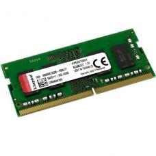 MEMORIA SODIMM DDR4 4GB 2666 KINGSTON P/N KVR26S19S6/4