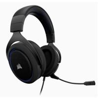 AUDIFONO GAMER CORSAIR  HS50 STEREO AZUL P/N CA-9011172-NA