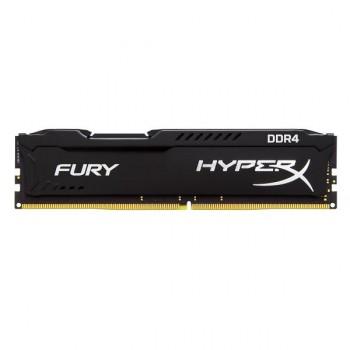 MEMORIA DDR4 KINGSTON HYPERX 4GB 3200MHZ FURY BLACK P/N HX432C18FB4