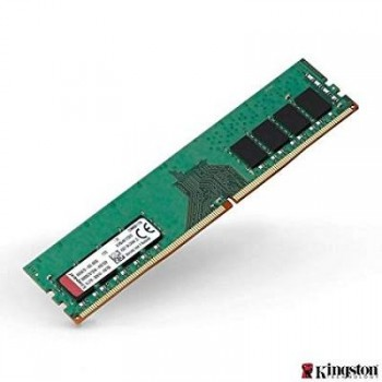 MEMORIA DDR4 KINGSTON 8GB 2400 PC19200 BOX P/N KVR24N17S8/8