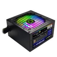 FUENTE DE PODER GAMEMAX 500W RGB 80 PLUS BRONCE P/N VP500.RGB