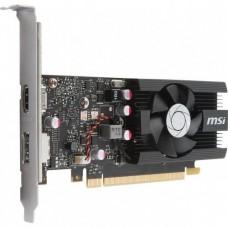 TARJETA DE VIDEO GEFORCE MSI GT 1030 2GB LP DDR4 P/N GEFORCEGT10302GD4LPOC