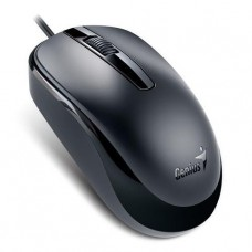 MOUSE GENIUS OPTICO DX120 NEGRO USB P/N 31010105100