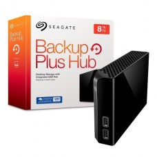 DISCO DURO SEAGATE 8TB BACKUP UP PLUS P/N STEL8000100