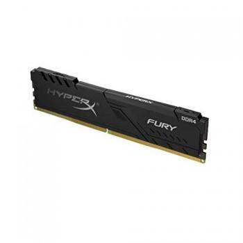 MEMORIA UDIMM DDR4 HYPERX FURY BLACK 4GB 2666MHZ P/N HX426C16FB3/4