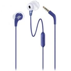 AUDIFONO JBL ENDURANCE  WIRED RUN IN-EAR BLUE P/N JBLENDURRUNBLUAM