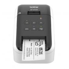 ETIQUETADORA BROTHER QL810W 300DPi USB/WiFi/QL710W P/N QL-810W