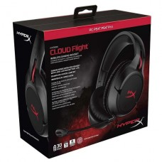 AUDIFONO  GAMER HYPERX CLOUD FLIGHT PC/PS4 P/N HX-HSCF-BKAM
