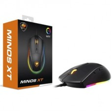 MOUSE GAMER COUGAR MINOS XC CON PADMOUSE P/N CGR-MINOS XC