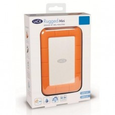 DISCO DURO EXTERNO SEAGATE LACIE RUGGED MINI 2 TB USB 3.0 P/N LAC9000298