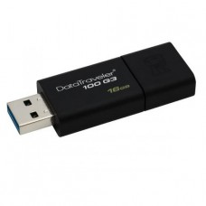 PENDRIVE KINGSTON 16 GB DATATRAVELER 100 G3 USB 3.0 P/N DT100G316GBCE