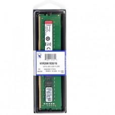 MEMORIA DDR4 KINGSTON VALUERAM 16 GB 2666 MHZ / PC4-21300 - CL19 - 1.2 V P/N KVR26N19D816