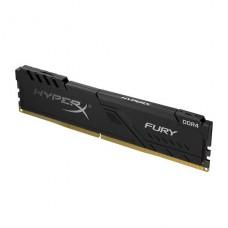 MEMORIA DDR4 KINGSTON HYPERX FURY BLACK 8GB 2400 MHZ P/N HX424C15FB3/16