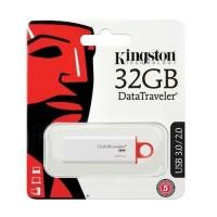 PENDRIVE KINGSTON 32GB RED / WHITE USB 3.0 P/N DTIG432GBCE
